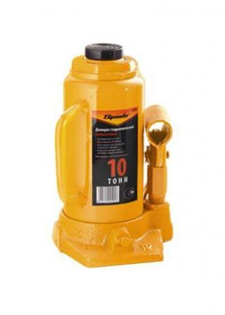 цена на Домкрат SPARTA 50325 бутылочный 10т h подъема 200-385мм