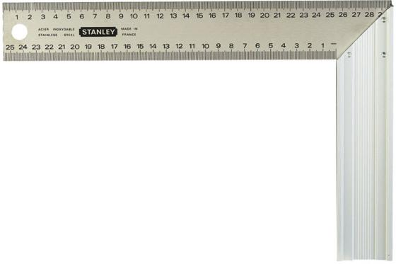 цена на Угольник STANLEY 1-45-685 140*250мм