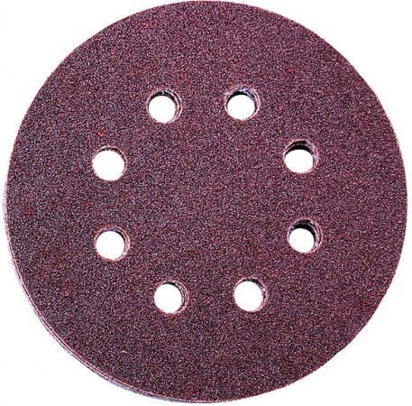 Круг фибровый STAYER PROFI 3580-125-120 125мм P120 8отв.  набор 5 шт цена за комплект
