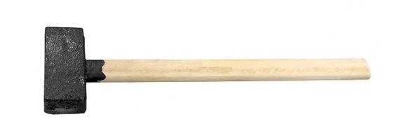 цена на Кувалда NN МИ 10969 8000г кованая головка деревянная рукоятка павлово