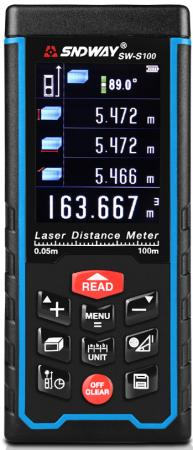 Дальномер SNDWAY SW-S100 100 м цена
