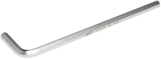 Ключ JTC 72506 шестигранный Г-образный удлиненный H6