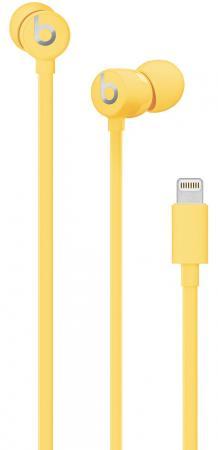 Гарнитура Apple Urbeats3 желтый MUHU2EE/A гарнитура