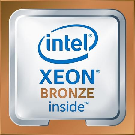 лучшая цена Процессор HPE Xeon Bronze 3106 LGA 3647 11Mb 1.7Ghz (866522-B21)