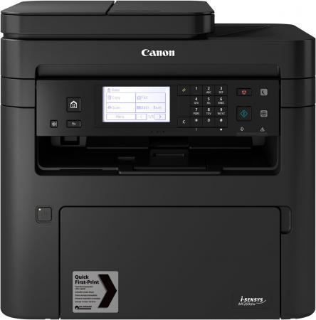 МФУ лазерный Canon i-Sensys MF269dw (2925C028) A4 Duplex WiFi мфу лазерный canon i sensys colour mf645cx 3102c032 a4 duplex wifi белый черный