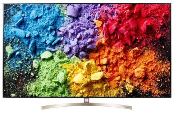 цена на Телевизор 65 LG 65SK9500 Super Ultra HD черный 3840x2160 100 Гц Wi-Fi Smart TV RJ-45 Bluetooth S/PDIF 65SK9500PLA.ARU