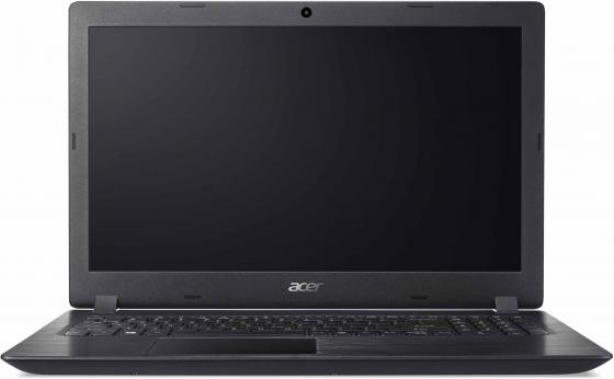 Ноутбук Acer Aspire A315-51-34B6 15.6 1920x1080 Intel Core i3-7020U 128 Gb 4Gb Intel HD Graphics 620 черный Windows 10 NX.H9EER.006 ноутбук hp 15 da0406ur 15 6 1920x1080 intel core i3 7020u 128 gb 4gb intel hd graphics 620 черный windows 10 home 6px20ea