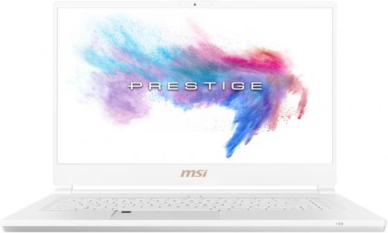 Ноутбук MSI P65 Creator 8RF-497 Core i7 8750H/16Gb/SSD256Gb/nVidia GeForce GTX 1070 8Gb/15.6/IPS/FHD (1920x1080)/Windows 10/white/WiFi/BT/Cam ноутбук msi gt83 8rg 005ru titan intel core i7 8850h 2600 mhz 18 4 1920х1080 32768mb 512gb hdd blu ray nvidia geforce gtx 1080 х 2 wifi windows 10 home