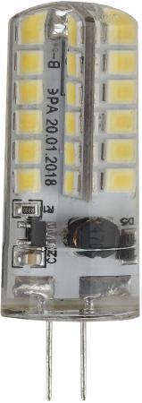 Лампа светодиодная капсульная Эра JC-3,5w-12V-840-G4 LED 3.5W 4000K лампа светодиодная капсульная camelion led2 5 jc sl 830 g4 g4 2 5w 3000k
