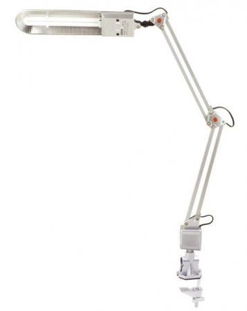 Camelion KD-017C С03 серебро (Светильник настольный,230V 11W) цена