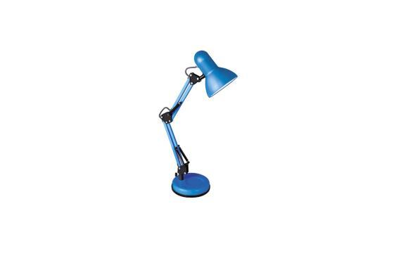 цена на Camelion KD-313 C06 синий (Светильник настольный,230V 60W, E27)