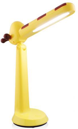Фото - СТАРТ (4680024812634) Светильник настольный детский CT68 желтый детский