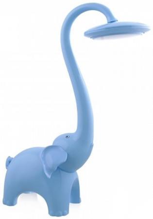 Фото - СТАРТ (4680024813341) Светильник настольный детский CT69 синий детский