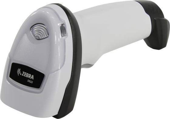 Фото - Zebra DS2208-SR [DS2208-SR6U2100AZW] белый {ручной лазерный сканер штрих-кода, USB KIT: DS2208-SR00006ZZWW SCANNER; CBA-U21-S07ZBR SHIELDED USB CABLE} редакция газеты наша версия наша версия 18 2019