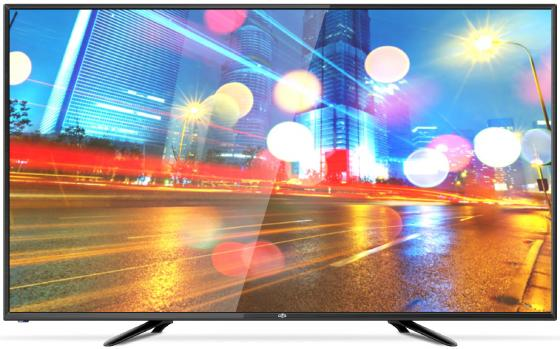 Телевизор LED 40 Olto 40ST20H черный 1920x1080 Wi-Fi Smart TV USB RJ-45 VGA