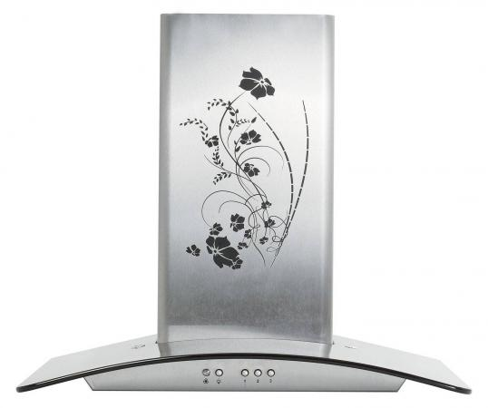 Вытяжка каминная Elikor 60Н-430-К3Д нержавеющая сталь
