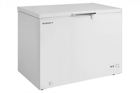 Морозильная камера Kraft BD(W)-340QX белый морозильная камера reex fr 14616 h w tm000068781