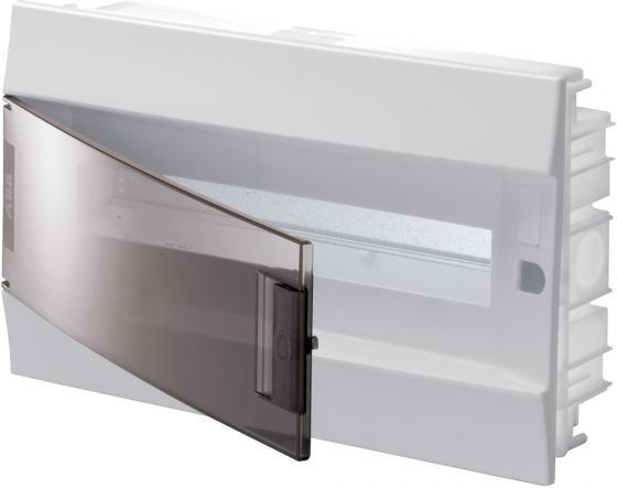 ABB 1SLM004101A2204 Бокс в нишу Mistral41 18М прозрачная дверь (c клемм)