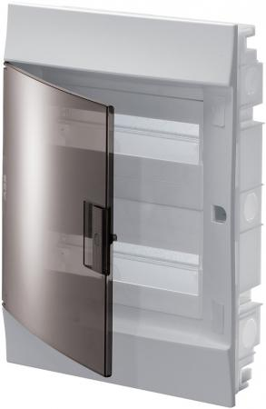 ABB 1SLM004101A2205 Бокс в нишу Mistral41 24М прозрачная дверь (c клемм)