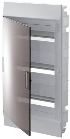 ABB 1SLM004101A2207 Бокс в нишу Mistral41 36М прозрачная дверь 3 ряда (c клемм)