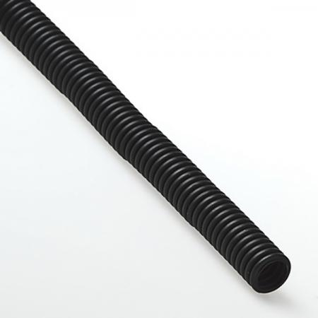 Рувинил 25001 Труба гофр.50мм ПНД (черная) с зондом легкая (бухта 15 м)