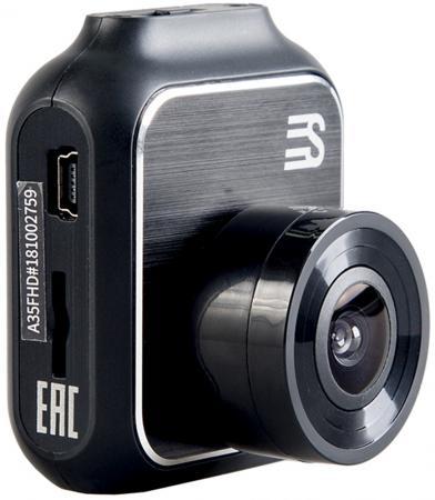 Видеорегистратор Silverstone F1 A35-FHD черный 1.3Mpix 1080x1920 1080p 140гр. CV1247 видеорегистратор keman shi 1080p