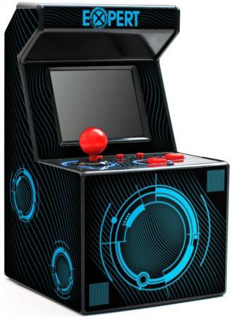 цена на Игровая консоль Dendy Expert черный в комплекте: 240 игр