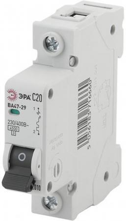 Автомат ЭРА Pro NO-900-05 ва47-29 1p 3а кривая c (12/180/3240)