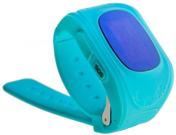 Детские умные часы Prolike PLSW50BL, голубые детские умные часы prolike plsw50bl голубые