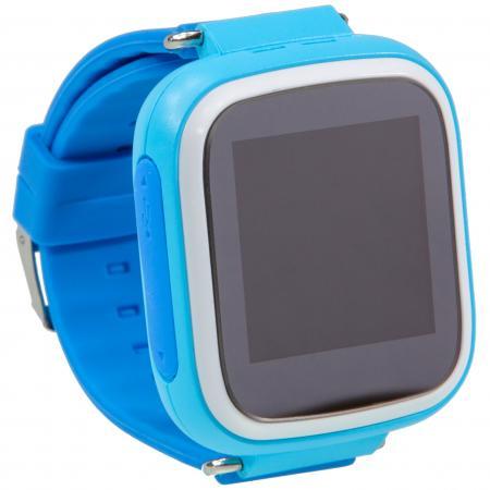 Детские умные часы Prolike PLSW523BL, голубые детские умные часы prolike plsw50bl голубые