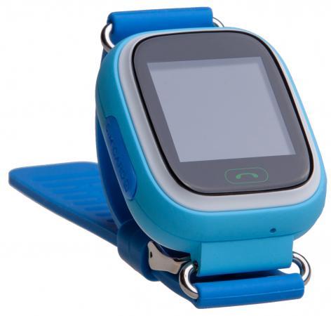 Детские умные часы Prolike PLSW90BL, голубые цена и фото