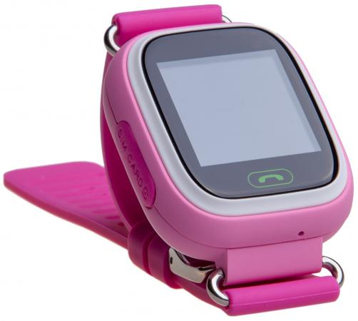 Детские умные часы Prolike PLSW90PK, розовые