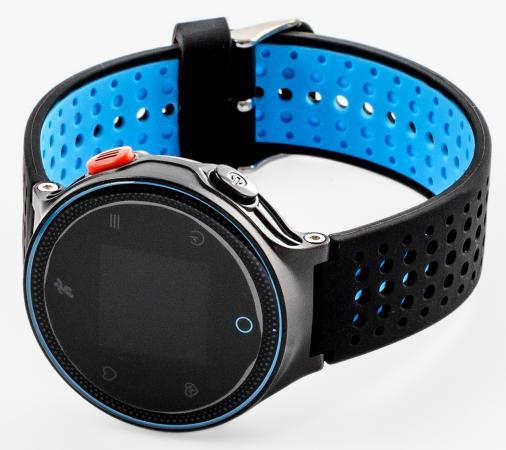 лучшая цена Умные часы Prolike с измерением давления PLSW1000BL, голубые