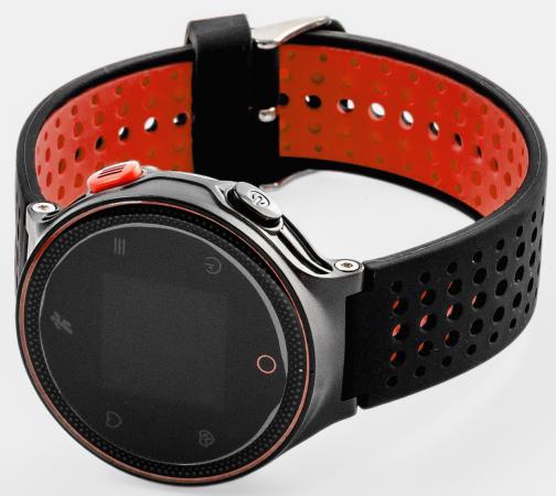 цена на Умные часы Prolike с измерением давления PLSW1000RD, красные