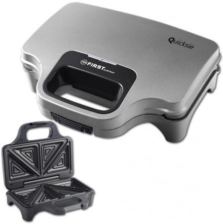 5338-6 Сэндвичница-тостер FIRST Мощность: 900 Вт.Пластины с антипригарным покрытием.