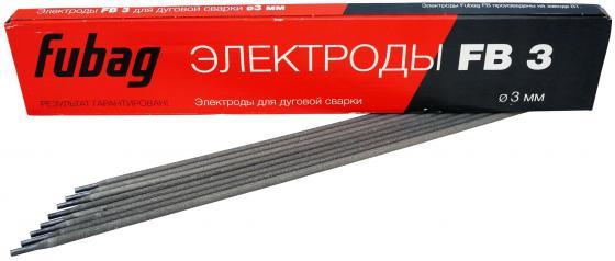 Электроды для сварки Fubag FB 3 3 мм 1 кг цена в Москве и Питере