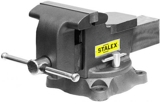 Тиски слесарные STALEX Горилла M60D 150 х 125 мм. 360°. 14.0 кг.