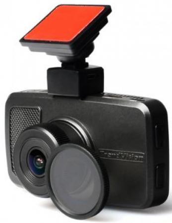 Видеорегистратор TrendVision TDR-718GP Ultimate черный 1296x2304 1296p 160гр. GPS Ambarella A7LA70 видеорегистратор trendvision tv 103gps черный