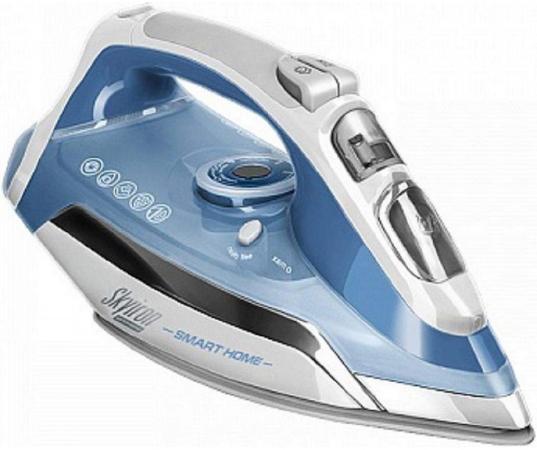 лучшая цена Утюг Redmond RI-C273S 2500Вт голубой