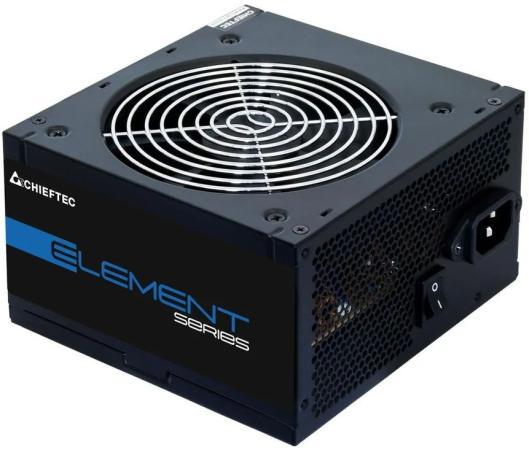 Блок питания ATX 600 Вт Chieftec ELP-600S-Bulk блок питания atx 600 вт chieftec gpa 600s