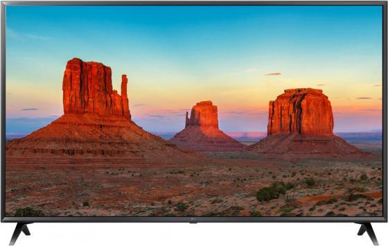 Телевизор 50 LG 50UK6300PLB черный 3840x2160 50 Гц Wi-Fi Smart TV RJ-45 S/PDIF телевизор 55 centek ct 8255 черный 3840x2160 50 гц wi fi smart tv hdmi scart антенный вход ypbpr разьем для наушников spdif coaxial s pdif output usb rj 45