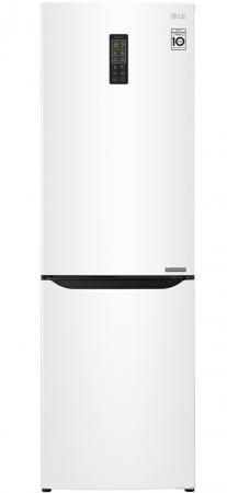 Холодильник LG GA-B379SQUL белый цена и фото