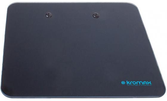 Фото - Кронштейн-подставка для DVD и AV систем Kromax MICRO-MONO черный макс.5кг настенный корм для собак dr alder s land flocke для улучш пищевар дикие травы яблоко овощи сух 1 5кг хлопья