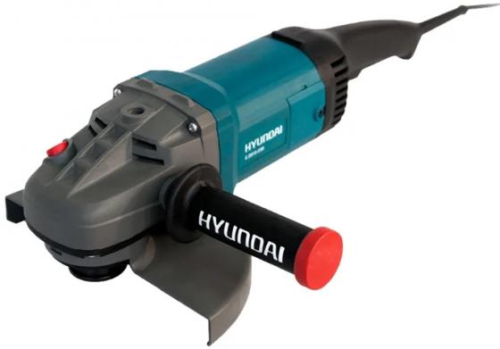 HYUNDAI EXPERT G 2010-230 Угловая шлифовальная машина [G 2010-230] { 2000Вт, 6500 об/мин, 4,5 кг }