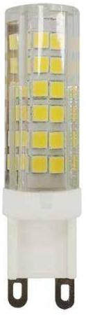 Лампа JAZZWAY 431139 светодиодная pled 9Вт капсульная 2700к тепл. бел. g9 590лм 175-240в цена