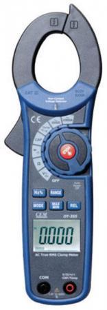 Клещи CEM DT-355 электроизмерительные true rms