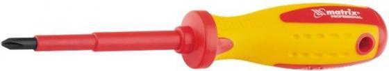 Отвертка MATRIX 12928 insulated ph2 x 100мм crmo до 1000 в двухкомп.рукоятка
