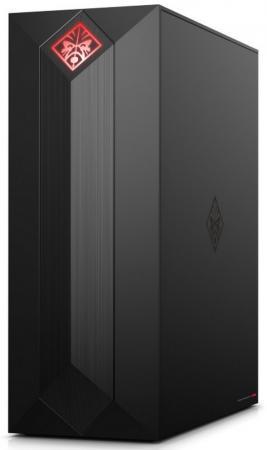 Системный блок HP OMEN 875-0010ur Intel Core i5 8400 16 Гб 1Tb + 256 SSD nVidia GeForce GTX 1050 Ti 4096 Мб Windows 10 Home 4UB02EA компьютер hp omen x 900 201ur core i9 7900x 32gb 2000gb hdd 256gb ssd nvidia geforce gtx 1080 ti win10home 2pv30ea