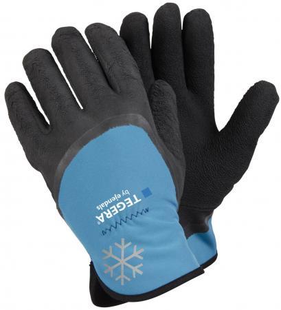 Перчатки TEGERA 684 из синтетического материала на зимней подкладке стоимость