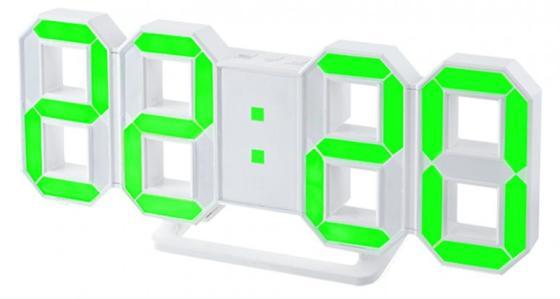 Часы настольные Perfeo PF-663 белый